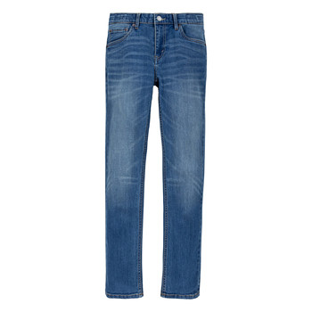 textil Dreng Jeans - skinny Levi's 510 ECO PERFORMANCE Blå