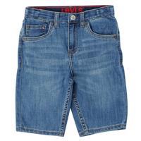 textil Dreng Shorts Levi's PERFORMANCE SHORT Blå