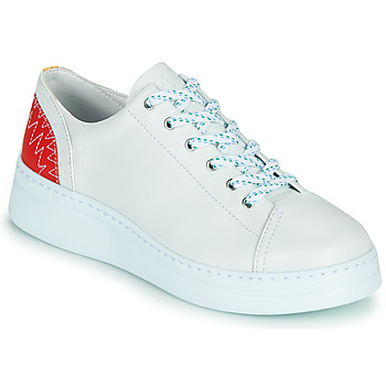 Sko Dame Lave sneakers Camper RUNNER UP Hvid / Rød