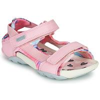 Sko Pige Sandaler Camper OUS Pink