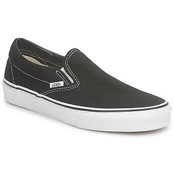 Sko Slip-on Vans CLASSIC SLIP-ON Sort