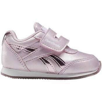 Sko Børn Lave sneakers Reebok Sport Royal Cljog 20 KC Pink
