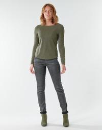 textil Dame Jeans - skinny G-Star Raw 5620 Custom Mid Skinny wmn Mørk / Ældet / Cobler