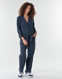 textil Dame Buksedragter / Overalls G-Star Raw Workwear pj jumpsuit 34 slv wmn Mazarin / Blå