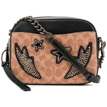Tasker Dame Skuldertasker Coach Crossbody brown