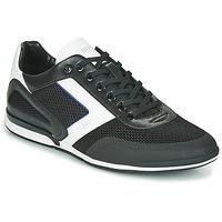Sko Herre Lave sneakers BOSS Saturn_Lowp_me 10230782 Sort