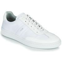 Sko Herre Lave sneakers BOSS Ribeira_Tenn_nylt 10232896 Hvid