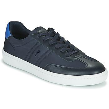 Sko Herre Lave sneakers BOSS Ribeira_Tenn_nylt 10232896 Blå