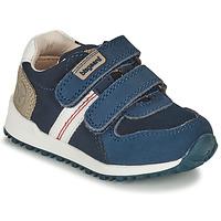 Sko Dreng Lave sneakers Bisgaard STEVIE Marineblå