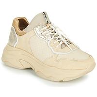 Sko Dame Lave sneakers Bronx BAISLEY Beige