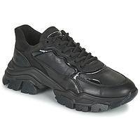 Sko Dame Lave sneakers Bronx TAYKE OVER Sort