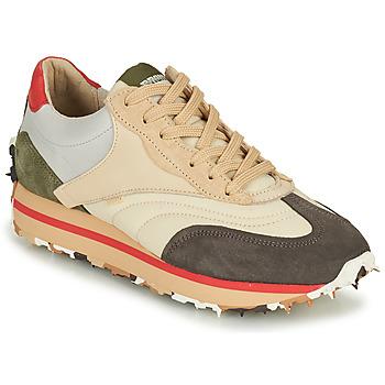 Sko Dame Lave sneakers Bronx MA TRIXX Grå / Brun / Grøn