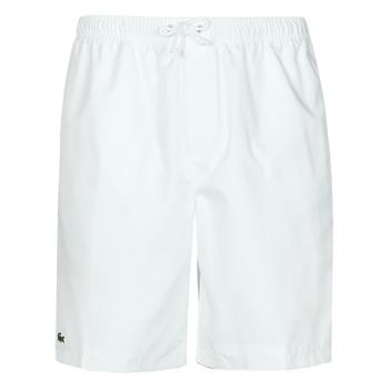 textil Herre Shorts Lacoste SHOSTA Hvid