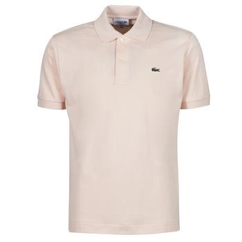 textil Herre Polo-t-shirts m. korte ærmer Lacoste POLO CLASSIQUE L.12.12 Pink