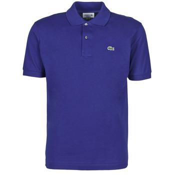 textil Herre Polo-t-shirts m. korte ærmer Lacoste POLO CLASSIQUE L.12.12 Blå
