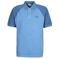 textil Herre Polo-t-shirts m. korte ærmer Lacoste POLO PH9745 Blå