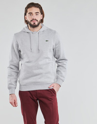 textil Herre Sweatshirts Lacoste TOTTA Grå