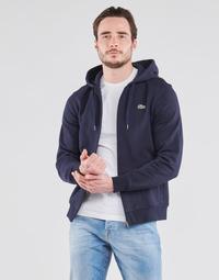 textil Herre Sweatshirts Lacoste MAMMI Marineblå