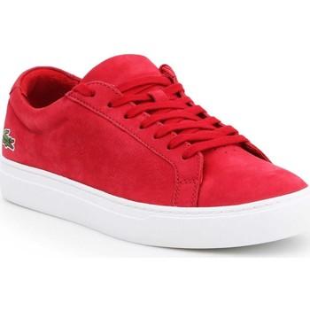 Sko Herre Lave sneakers Lacoste L.12.12. 216 1 CAM 7-31CAM0138047 red