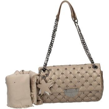 Tasker Dame Skuldertasker Pash Bag REBECCAREBEL Bronze