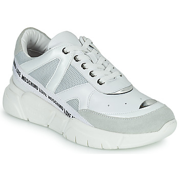 Sko Dame Lave sneakers Love Moschino JA15323G1C Hvid