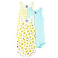 textil Dreng Pyjamas / Natskjorte Petit Bateau MOLIU Flerfarvet