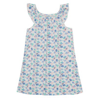 textil Pige Pyjamas / Natskjorte Petit Bateau MATHENA Flerfarvet