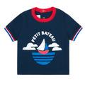 T-shirts m. korte ærmer Petit Bateau  MENU