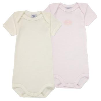 textil Pige Pyjamas / Natskjorte Petit Bateau A00AD-00 Flerfarvet