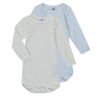textil Dreng Pyjamas / Natskjorte Petit Bateau A00AR-00 Flerfarvet