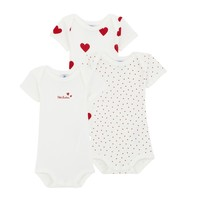 textil Pige Pyjamas / Natskjorte Petit Bateau A00BB-00 Flerfarvet