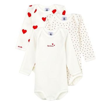 textil Pige Pyjamas / Natskjorte Petit Bateau A00BC-00 Flerfarvet