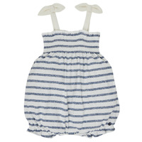 textil Pige Buksedragter / Overalls Petit Bateau MILLY Flerfarvet