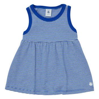 textil Pige Korte kjoler Petit Bateau MEMBO Flerfarvet