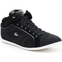 Sko Dame Lave sneakers Lacoste Missano MID W6 SRW 7-27SRW1201024 black