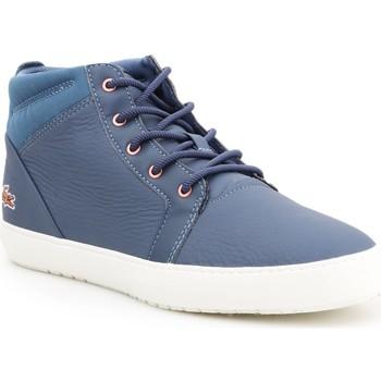 Sko Dame Høje sneakers Lacoste Ampthill 319 2 CFA 7-38CFA00431W6 blue