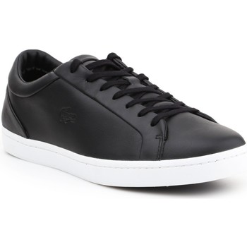 Sko Herre Lave sneakers Lacoste Straightset 316 1 CAM 7-32CAM0043024 black