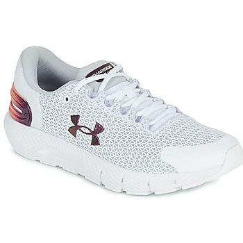 Sko Dame Løbesko Under Armour CHARGED ROGUE 2.5 CLRSFT Hvid / Rød