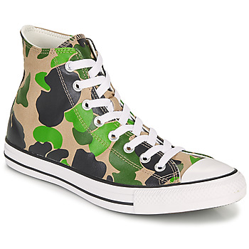 Sko Herre Høje sneakers Converse CHUCK TAYLOR ALL STAR ARCHIVE PRINT  HI Camouflage