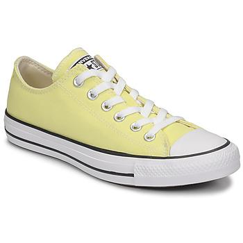 Sko Dame Lave sneakers Converse CHUCK TAYLOR ALL STAR SEASONAL COLOR OX Gul