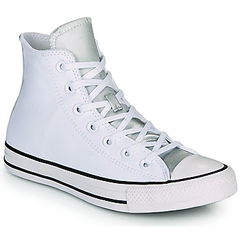 Sko Dame Høje sneakers Converse CHUCK TAYLOR ALL STAR ANODIZED METALS HI Hvid