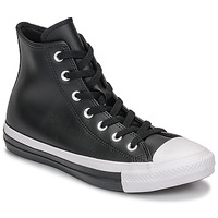 Sko Dame Høje sneakers Converse CHUCK TAYLOR ALL STAR ANODIZED METALS HI Sort