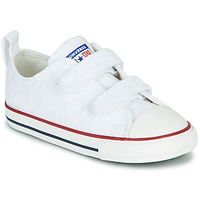 Sko Pige Lave sneakers Converse CHUCK TAYLOR ALL STAR 2V LOVE CEREMONY OX Hvid
