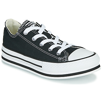 Sko Pige Lave sneakers Converse CHUCK TAYLOR ALL STAR EVA LIFT EVERYDAY EASE OX Sort
