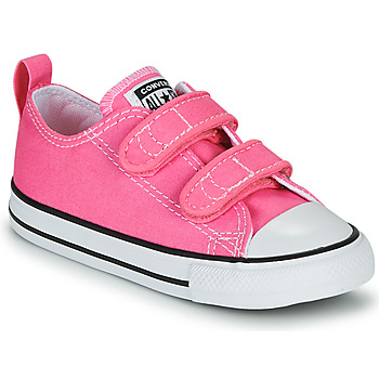Sko Pige Lave sneakers Converse CHUCK TAYLOR ALL STAR 2V  OX Pink