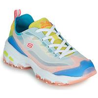 Sko Dame Lave sneakers Skechers D'LITES FRESH AIR Flerfarvet