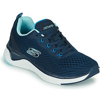 Sko Dame Fitness / Trainer Skechers SOLAR FUSE COSMIC VIEW Marineblå
