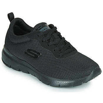 Sko Dame Fitness / Trainer Skechers FLEX APPEAL 3.0 Sort