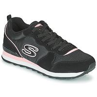 Sko Dame Lave sneakers Skechers OG 85 Sort / Pink