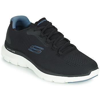 Sko Herre Lave sneakers Skechers FLEX ADVANTAGE 4.0 Sort